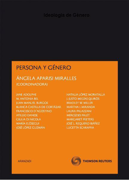 Persona y Género: UNAV Conferences on Gender Ideology